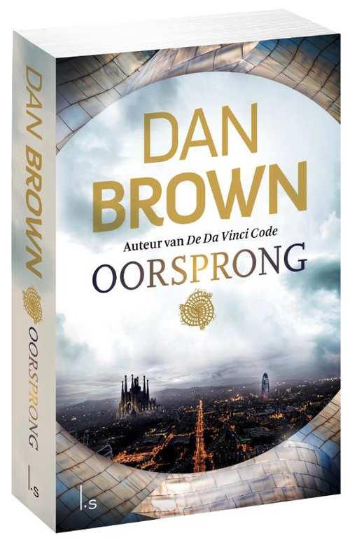 Oorsprong Dan Brown 9789024576791 Boek Bookspot