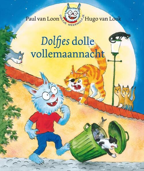 Dolfjes dolle vollemaannacht - Paul van Loon