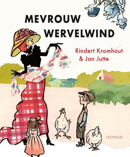 Mevrouw Wervelwind - Rindert Kromhout