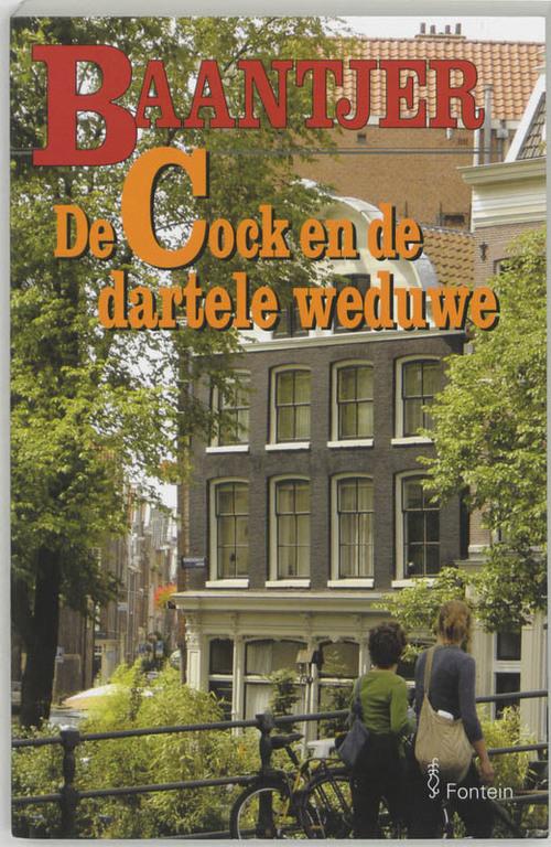 De Cock en de dartele weduwe (deel 65) - Appie Baantjer