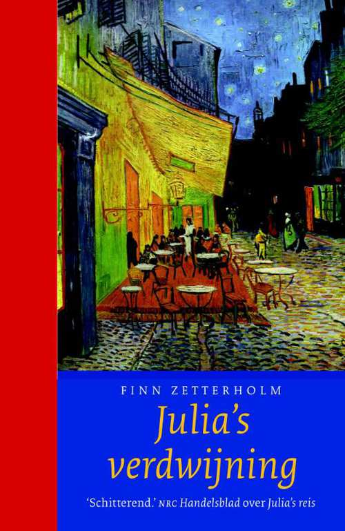 Julia's verdwijning (deel 2) - Finn Zetterholm