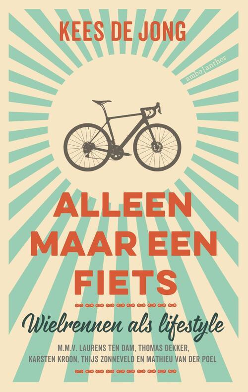 Afbeelding van Alleen maar een fiets