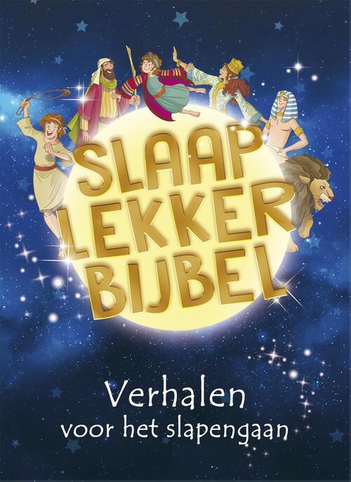 Slaap lekker Bijbel Hardcover Op werkdagen voor 23:00 uur besteld, volgende dag in huis Kokboekencentrum Jeugd