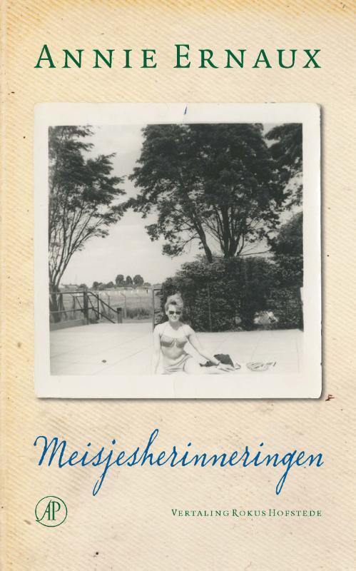 Meisjesherinneringen - Annie Ernaux