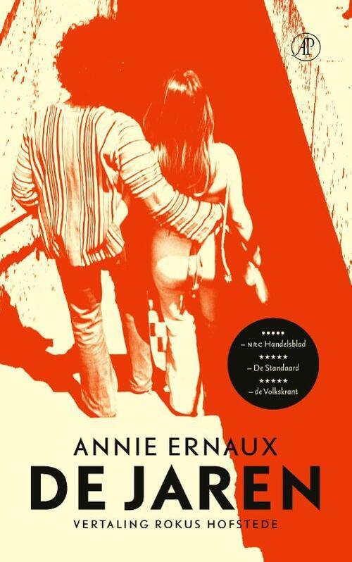 De jaren - Annie Ernaux