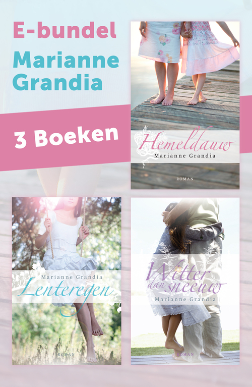 Marianne Grandia e-bundel (3 eBooks)