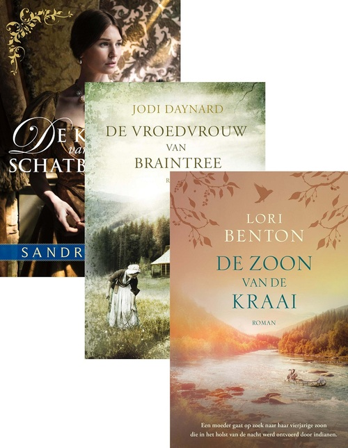 Historische roman pakket