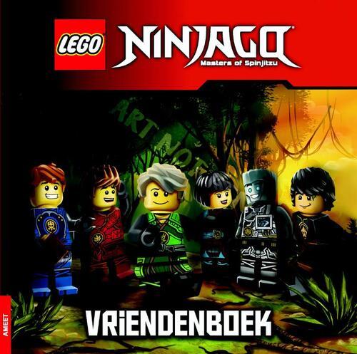 Echte lego® ninjago® fans opgelet!  dit lego ninjago vriendenboek is bedoeld voor jouw allerbeste ninjago ...