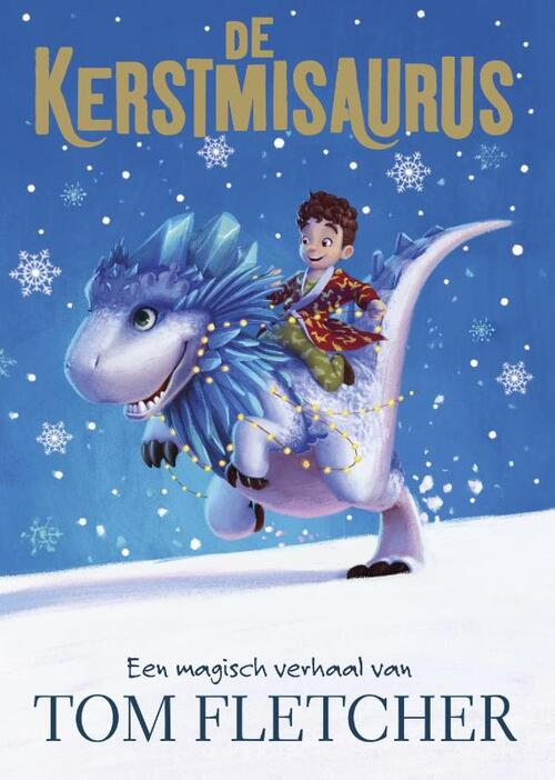Afbeelding van De Kerstmisaurus