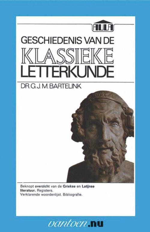 Spectrum Boeken > Geschiedenis & politiek > Alle geschiedenis & politiek Geschiedenis van de klassieke letterkunde