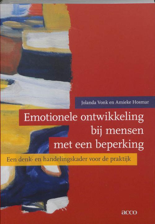 Afbeelding van Emotionele ontwikkeling bij mensen met een beperking