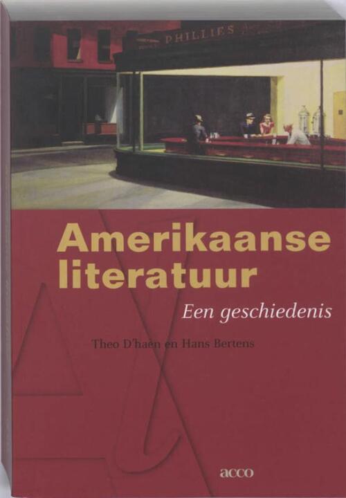 Afbeelding van Amerikaanse literatuur