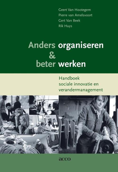 Afbeelding van Anders organiseren & beter werken