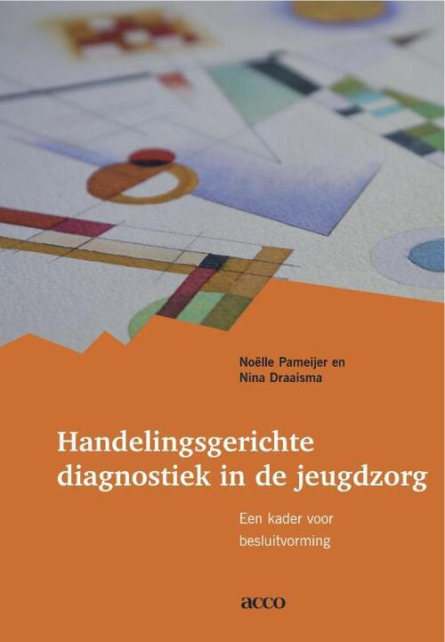 Afbeelding van Handelingsgerich diagnostiek in de jeugdzorg