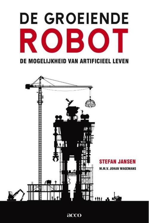 Afbeelding van De groeiende robot