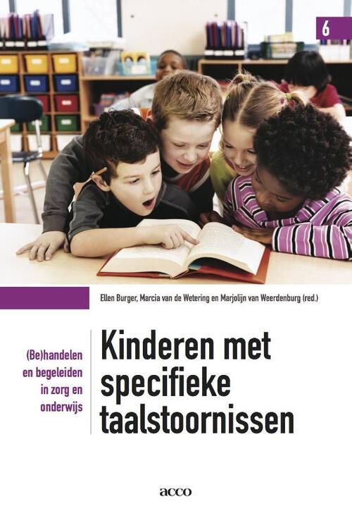 Afbeelding van Kinderen met specifieke taalstoornissen