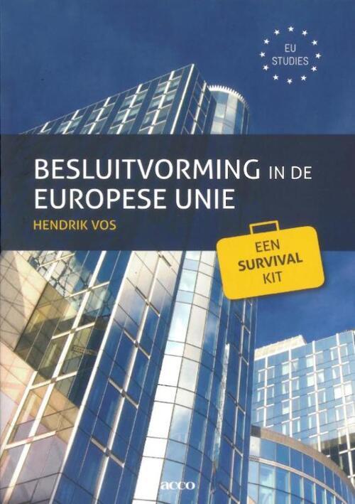 Afbeelding van Besluitvorming in de Europese Unie