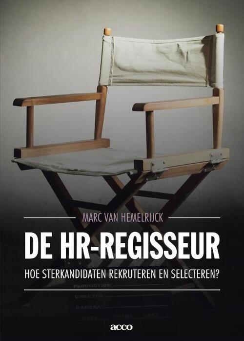 Afbeelding van De HR-regisseur
