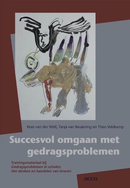 Afbeelding van Succesvol omgaan gedragsproblemen