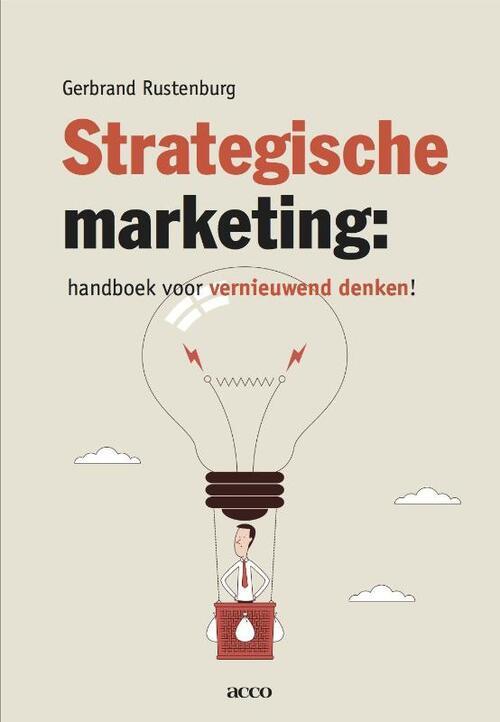 Afbeelding van Strategische marketing
