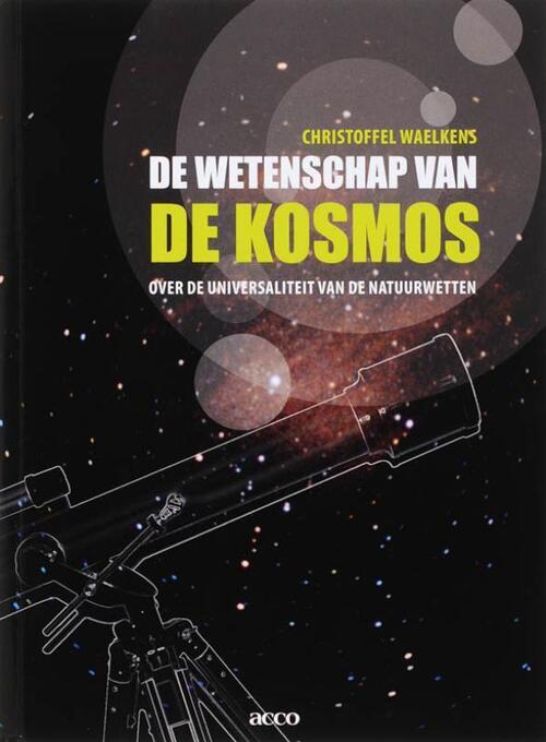 Afbeelding van De wetenschap van de kosmos
