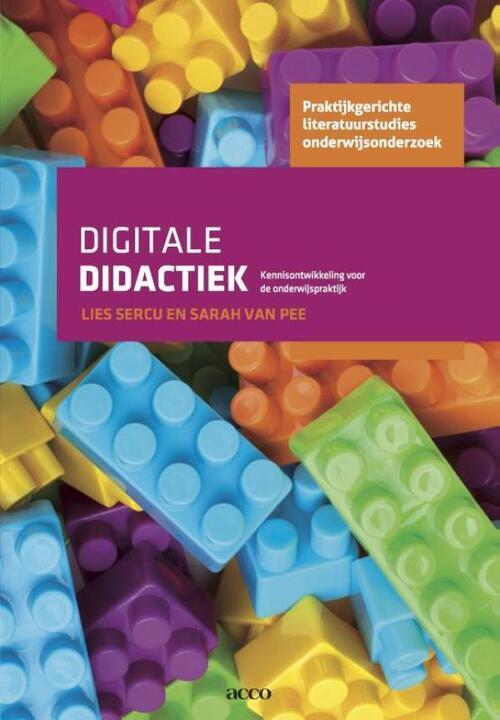 Afbeelding van Digitale didactiek