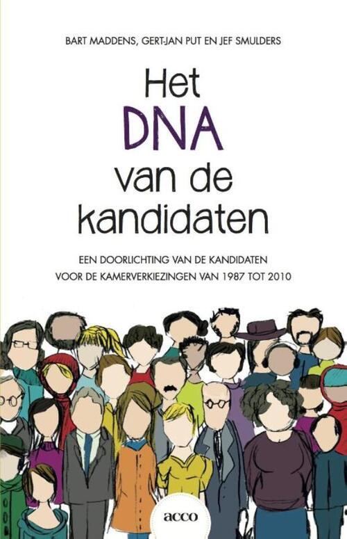 Afbeelding van Het DNA van de kandidaten