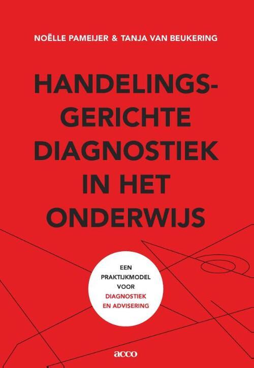 Afbeelding van Handelingsgerichte diagnostiek in het onderwijs