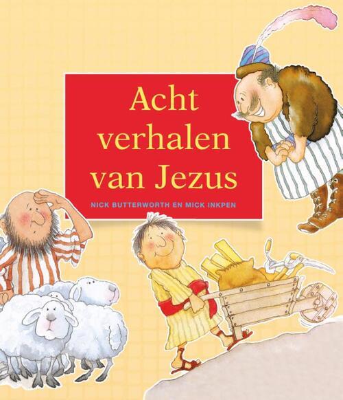 Afbeelding van Acht verhalen van Jezus