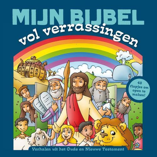 Mijn Bijbel vol verrassingen Hardcover Op werkdagen voor 23:00 uur besteld, volgende dag in huis Ark Media