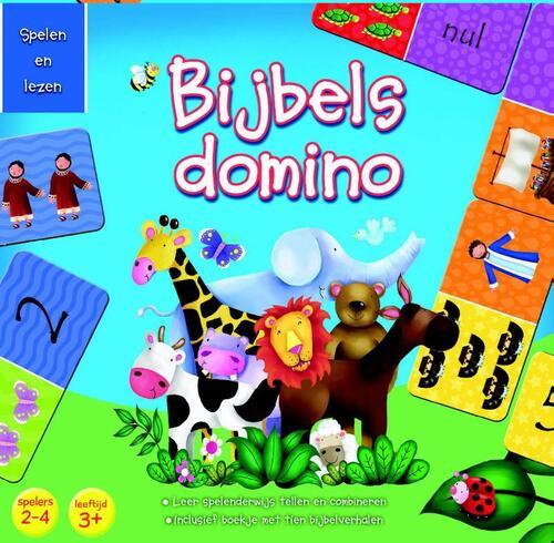 Afbeelding van Bijbels domino