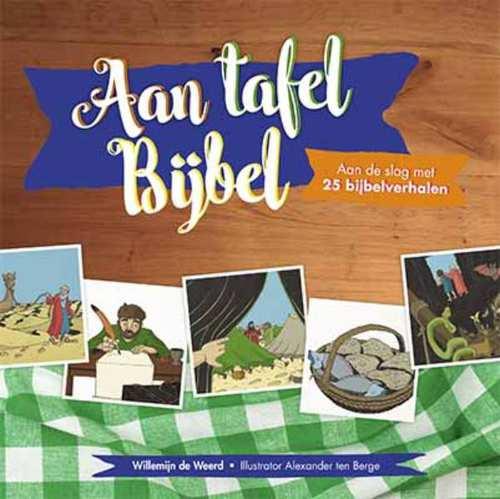 Afbeelding van Aan tafel bijbel