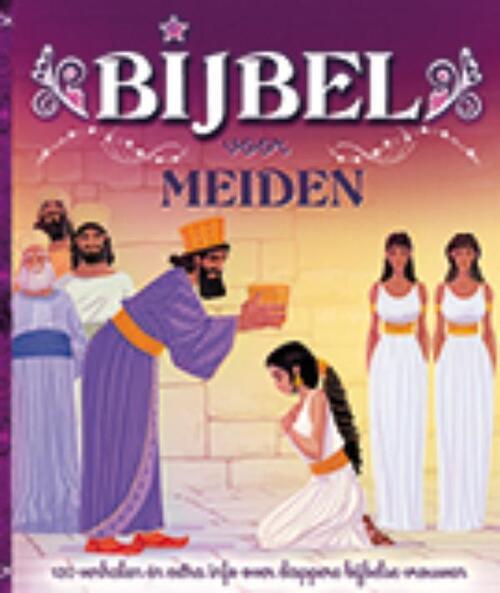 Afbeelding van Bijbel voor meiden