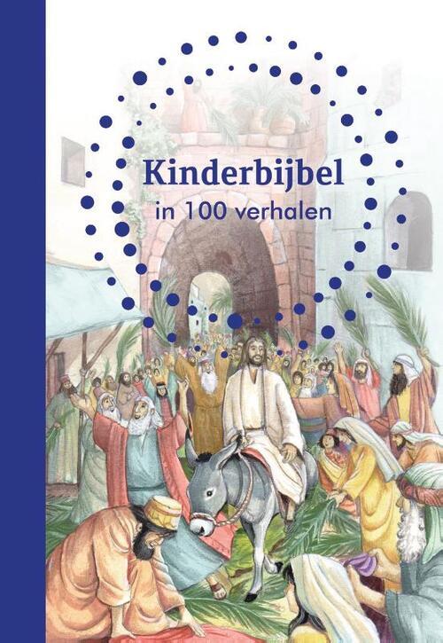 Kinderbijbel in 100 verhalen Hardcover Op werkdagen voor 23:00 uur besteld, volgende dag in huis Ark Media