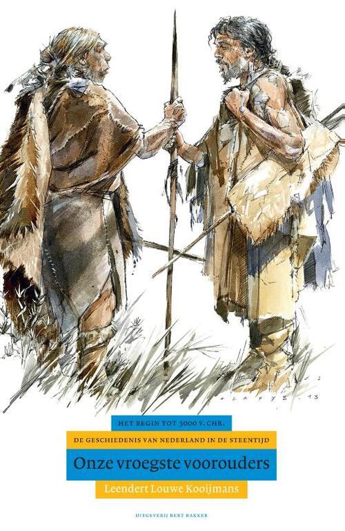 Afbeelding van Algemene geschiedenis van Nederland 1 - Onze vroegste voorouders