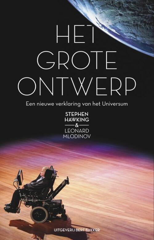 Grote ontwerp - Leonard Mlodinov, Stephen Hawking