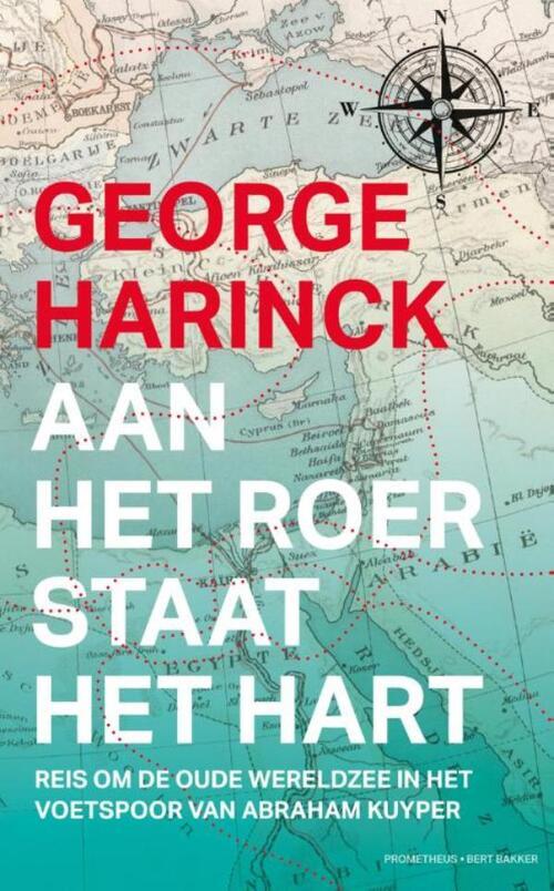 Prometheus Bert Bakker eBooks > Geschiedenis & politiek > Alle geschiedenis & politiek Aan het roer staat het hart