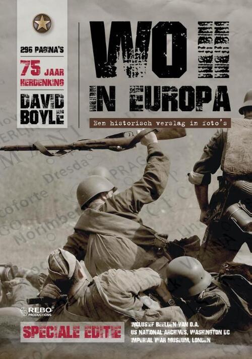 Afbeelding van WO II in Europa + 1 DVD