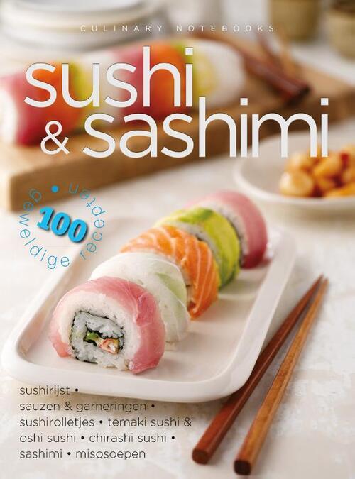 Culinary notebooks Sushi & Sashimi
