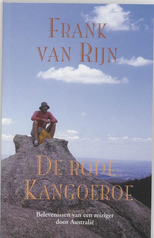 De rode kangoeroe - Frank van Rijn