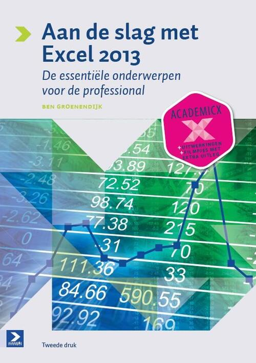 Afbeelding van Aan de slag met Excel 2013
