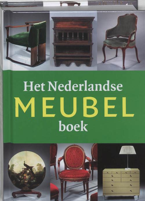 Afbeelding van Het Nederlandse Meubel Boek 1550-1950