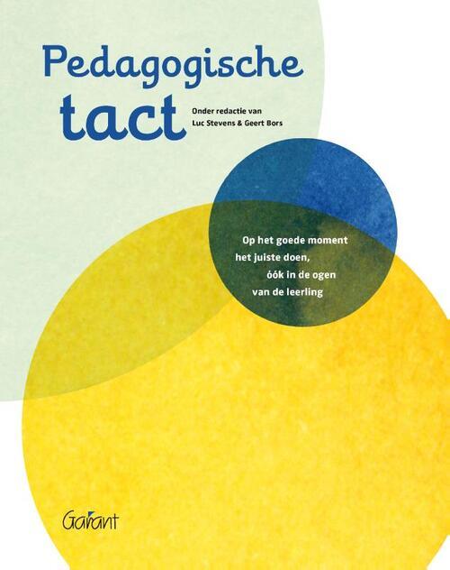 Garant Boeken > School & studieboeken > Alle school & studieboeken Pedagogische Tact