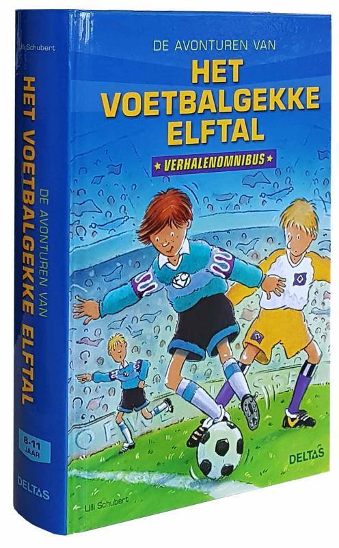 De avonturen van het voetbalgekke elftal - Ulli Schubert