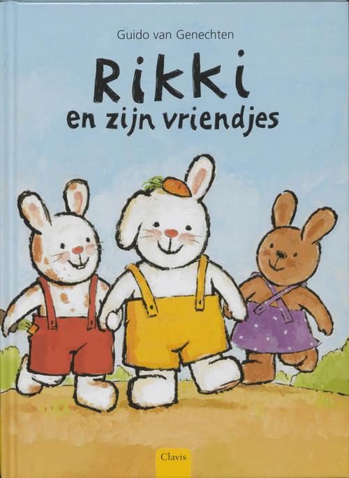 Rikki en zijn vriendjes - Guido van Genechten