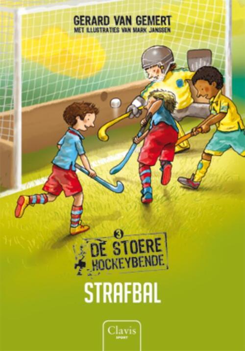 De stoere hockeybende / Strafbal - Gerard van Gemert