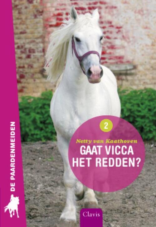 De paardenmeiden deel 2: Gaat Vicca het redden?