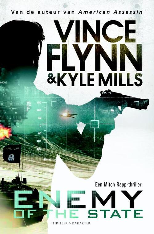 Enemy of the state - Kyle Mills, Vince Flynn