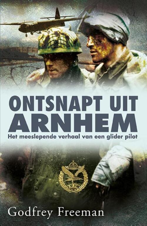 Ontsnapt uit Arnhem