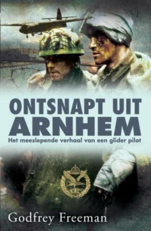 Afbeelding van Ontsnapt uit Arnhem